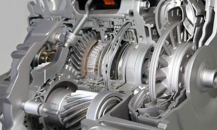 汽車零(ling)部件加工油解決(jue)方案